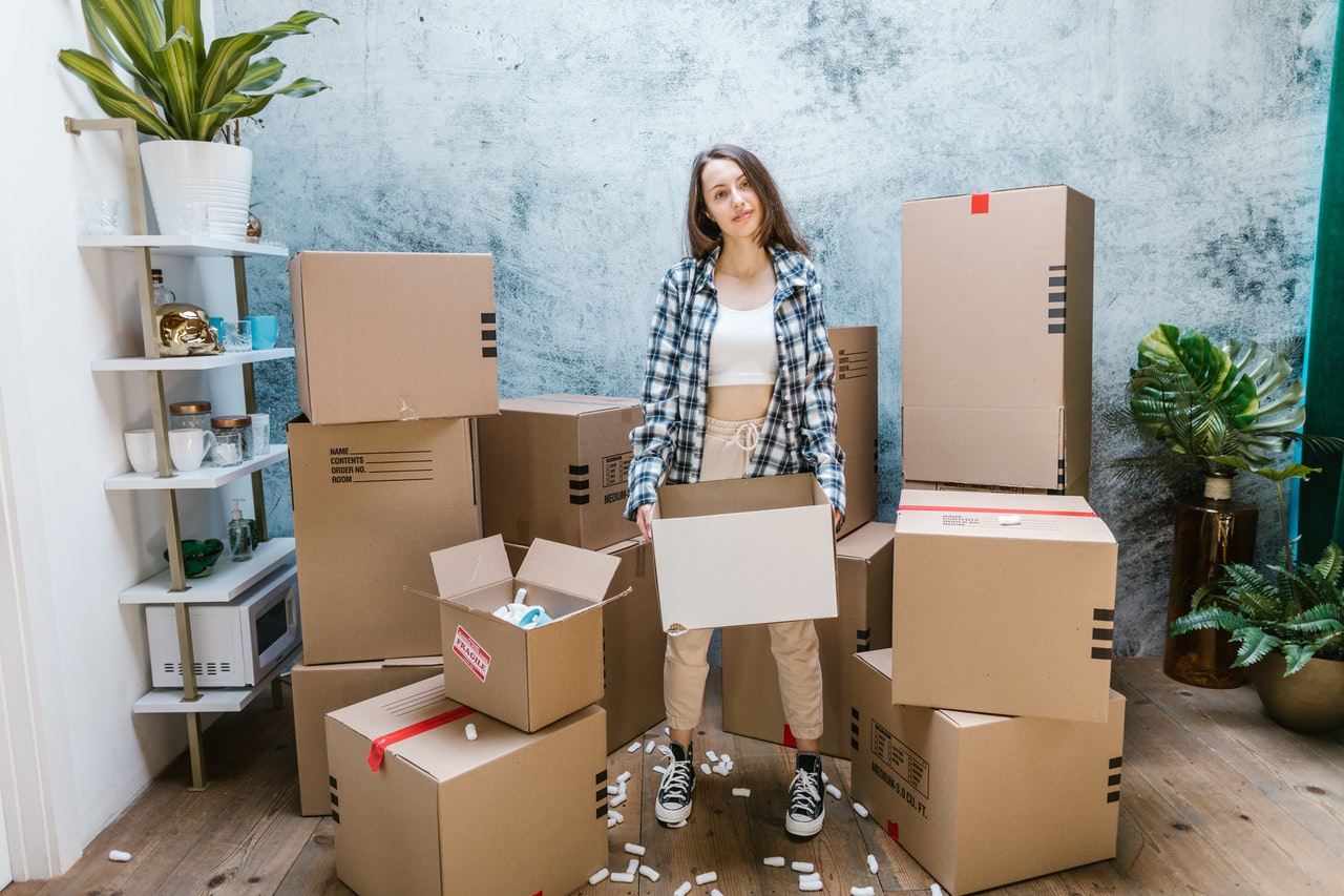 ingatlan költözés